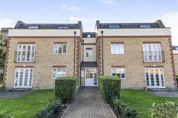 2 Bedrooms Flat for sale in Chiswick Village, London