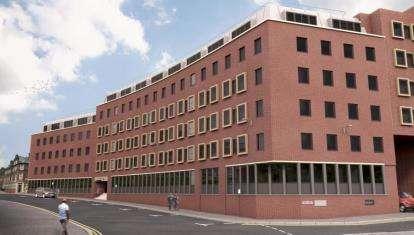 1 Bedroom Flat for sale in Queens House, 105 Queen Street, Sheffield