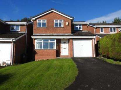 3 Bedrooms Detached House for sale in Grey Heights View, Chorley, Lancashire