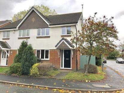 3 Bedrooms Semi Detached House for sale in Housesteads Drive, Hoole, Chester, Cheshire, CH2