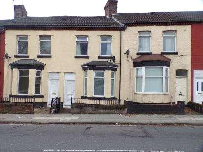 2 Bedrooms Terraced House for sale in Long Lane, Walton, Liverpool, Merseyside, L9
