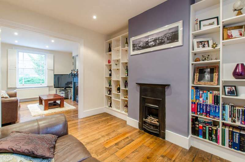 2 Bedrooms House for sale in Trinity Gardens, Brixton, SW9