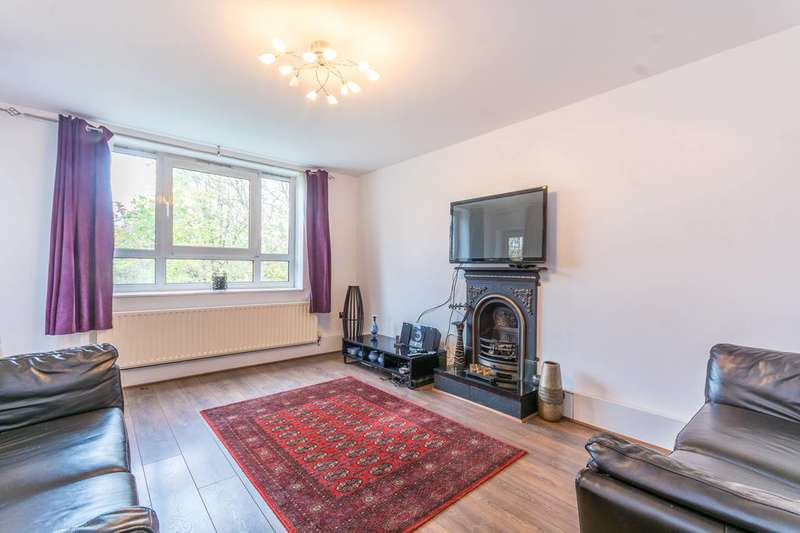 4 Bedrooms Flat for sale in Boundary Road, St John's Wood, NW8