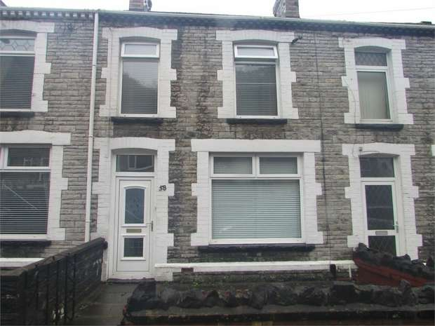 2 Bedrooms Terraced House for sale in Shelone Road, Briton Ferry, Neath, West Glamorgan