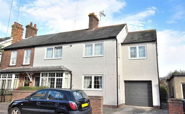 4 Bedrooms Semi Detached House for sale in Dunmow, Essex