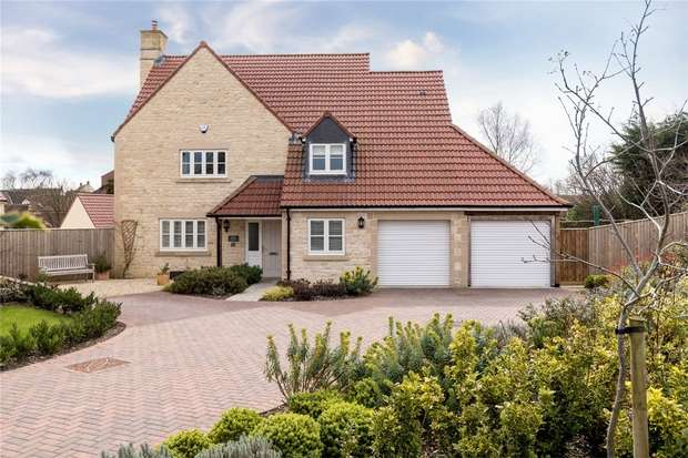 4 Bedrooms Detached House for sale in Dane Lodge, 30a The Mead, Rode, Somerset