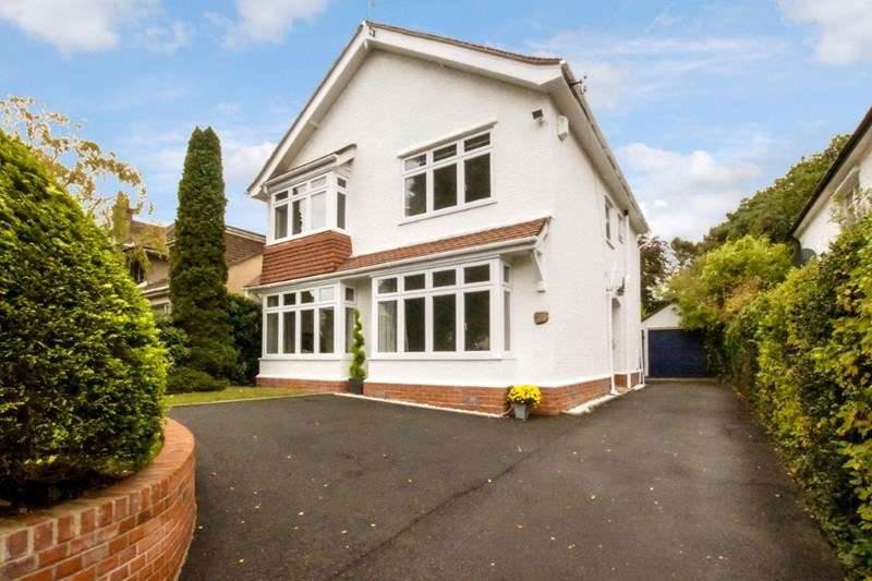 4 Bedrooms Detached House for sale in Kings Avenue, Lower Parkstone, Poole
