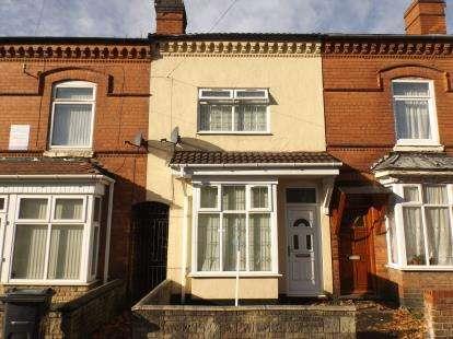 3 Bedrooms Terraced House for sale in Pretoria Road, Bordesley Green, Birmingham, West Midlands