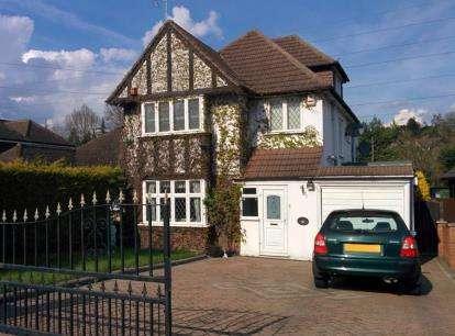 5 Bedrooms Detached House for sale in Brookdene Avenue, Watford, Hertfordshire