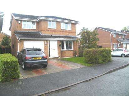 4 Bedrooms Detached House for sale in Linnet Close, Winsford, Cheshire