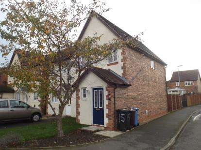 3 Bedrooms End Of Terrace House for sale in O'Connor Grove, Kirkby, Liverpool, Merseyside, L33