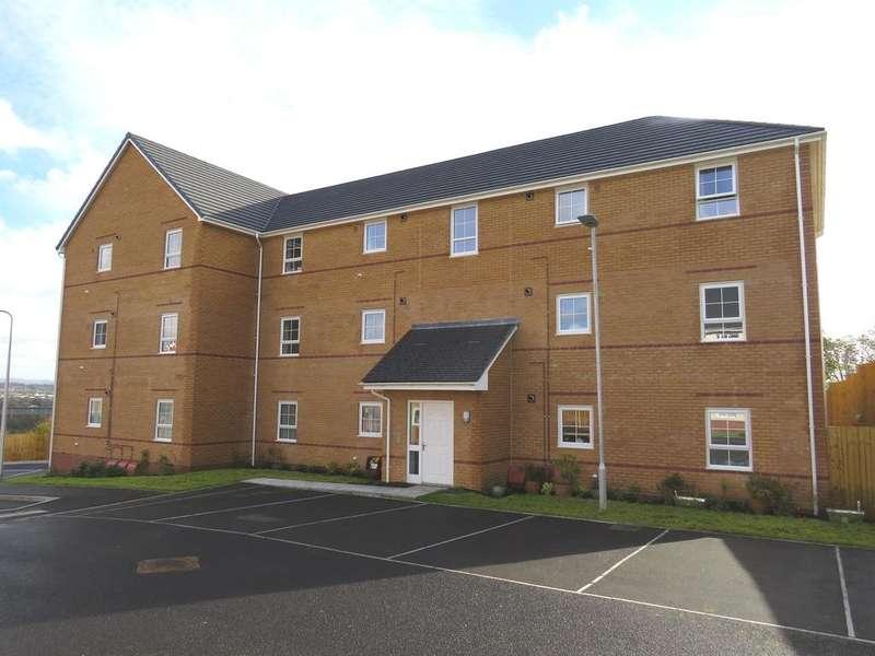 2 Bedrooms Apartment Flat for sale in Pen Y Berllan, Cefn Glas, Bridgend