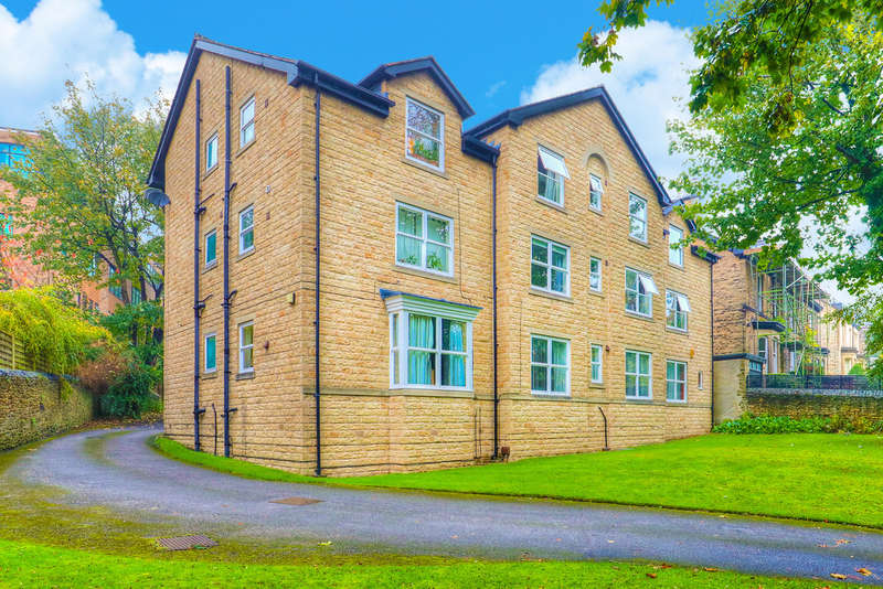 2 Bedrooms Flat for sale in Apartment 9 Victoria Court, 16 Victoria Road, Broomhall, S10 2DL