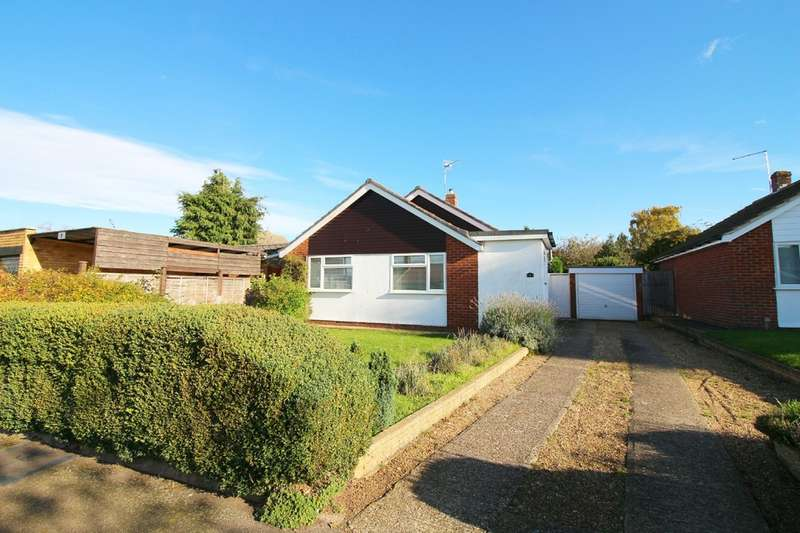 2 Bedrooms Detached Bungalow for sale in Wilton Crescent, Hertford