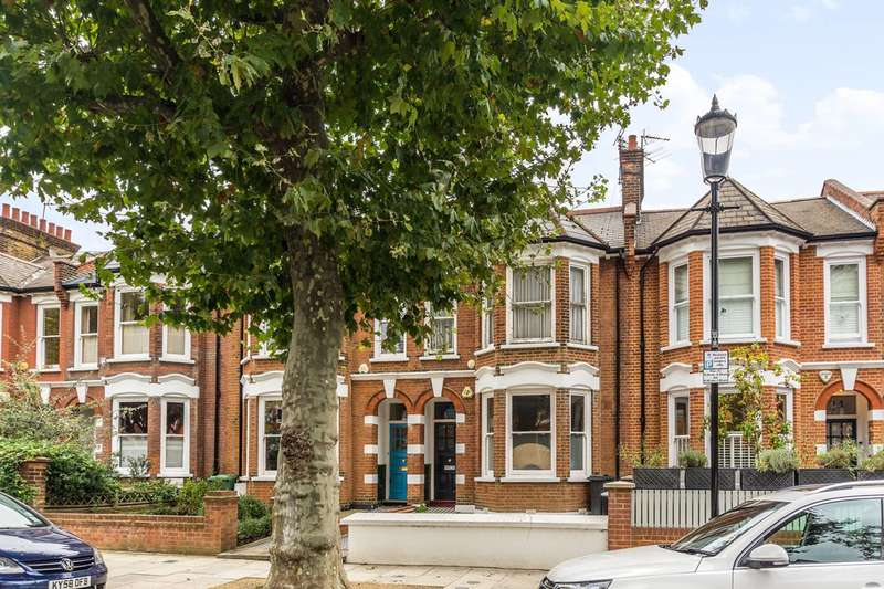 2 Bedrooms Flat for sale in Highlever Road, North Kensington, W10