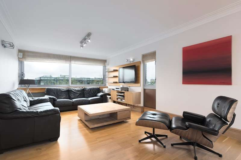 3 Bedrooms Flat for sale in Barrie House, 29 St. Edmunds Terrace