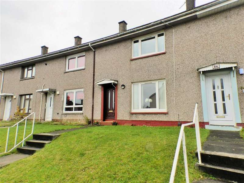 2 Bedrooms Terraced House for sale in Chalmers Crescent, Murray, EAST KILBRIDE