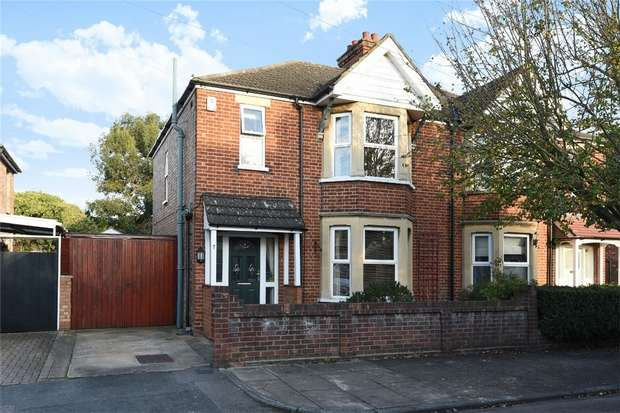 3 Bedrooms Semi Detached House for sale in Westfield Road, Bedford