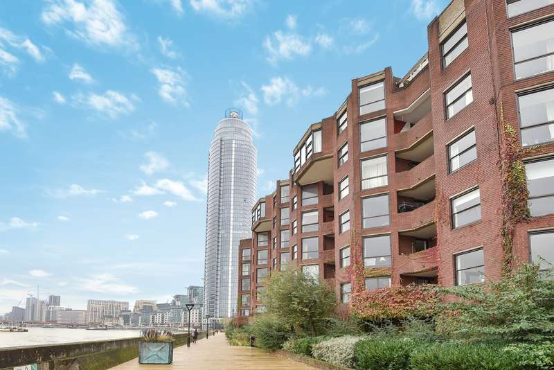 3 Bedrooms Flat for sale in Riverside Court, London, SW8