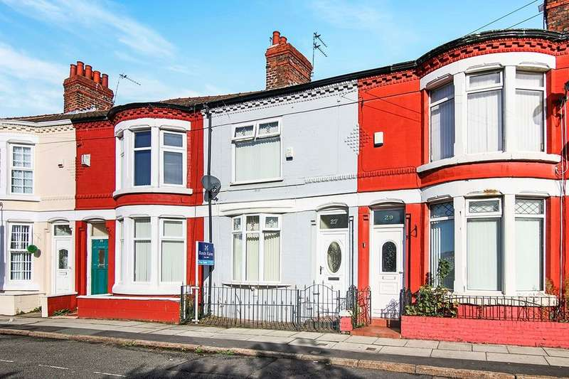 3 Bedrooms Terraced House for sale in Cherry Lane, Liverpool, L4