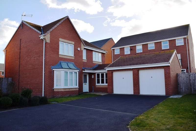 4 Bedrooms House for sale in Stanton Court, Fairfield Park, Murton