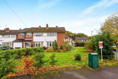 3 Bedrooms Semi Detached House for sale in Oaklands Way, Pelsall, Walsall, West Midlands