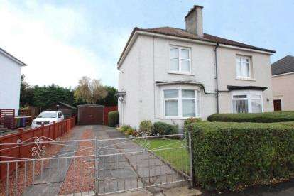 2 Bedrooms Semi Detached House for sale in Truce Road, Knightswood, Glasgow