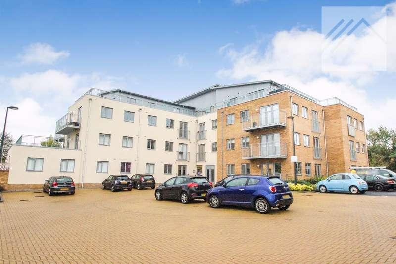 2 Bedrooms Apartment Flat for sale in Ramsden Court, Wickford - A COMMUTERS DREAM