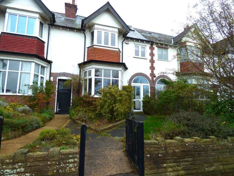 4 Bedrooms Terraced House for sale in Beechwood Road, Bearwood, Birmingham, B67 5EP