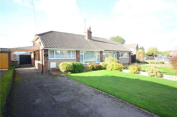 2 Bedrooms Semi Detached Bungalow for sale in Beta Road, Farnborough, Hampshire