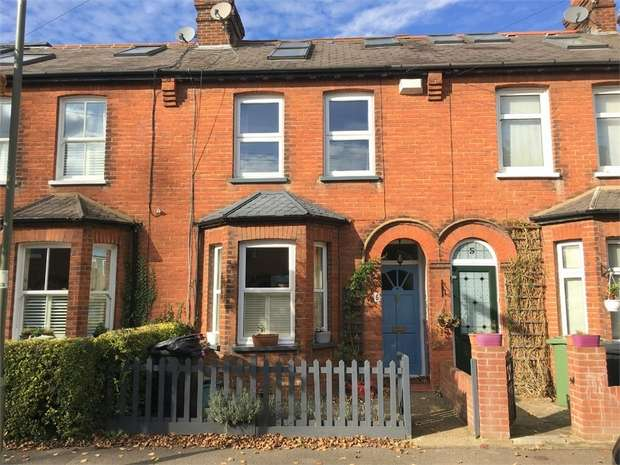 4 Bedrooms Terraced House for sale in Oakdale Road, Ewell