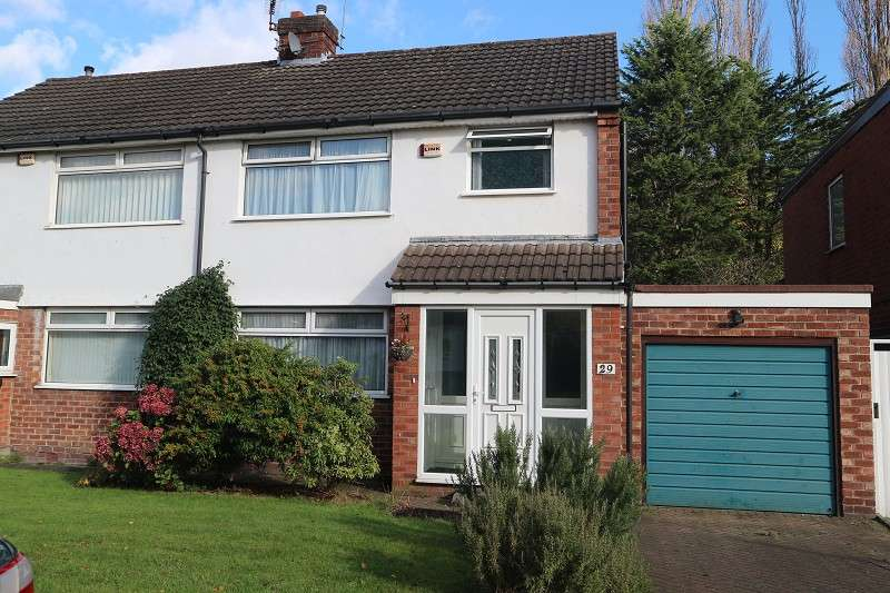 3 Bedrooms Semi Detached House for sale in Hathaway Road, Liverpool, Merseyside. L25 4ST