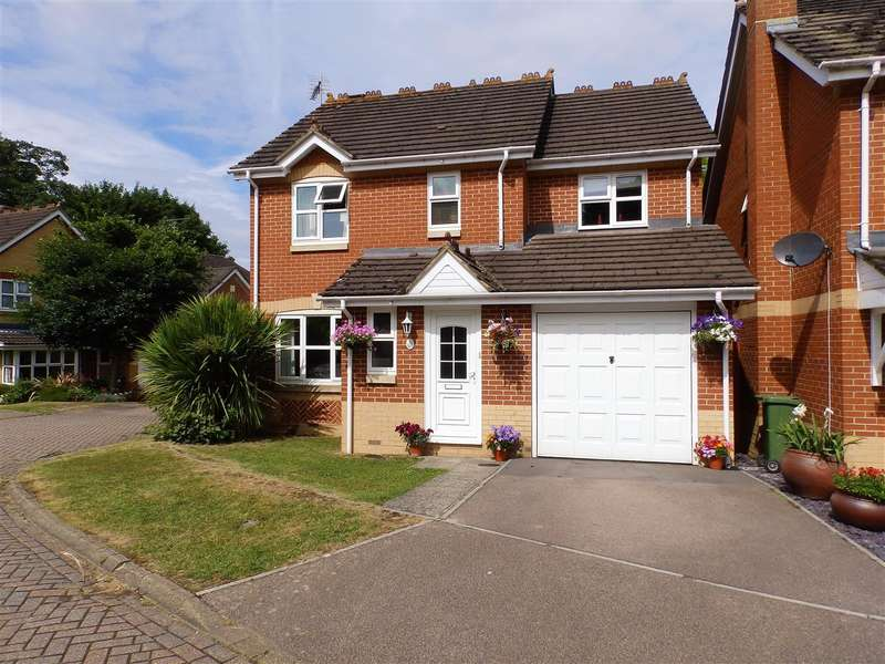 4 Bedrooms Detached House for sale in Primrose Copse, Horsham