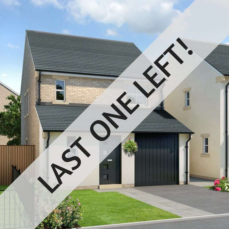 3 Bedrooms Detached House for sale in Plot 27, Riverside Views, Briars Lane, Stainforth, Doncaster, DN7