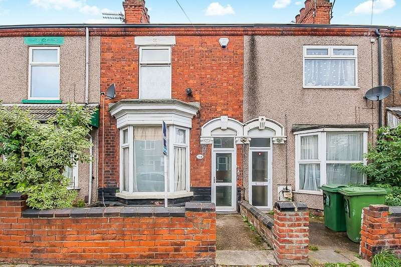 3 Bedrooms Terraced House for sale in Alexandra Road, Grimsby, DN31