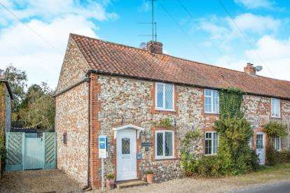 2 Bedrooms End Of Terrace House for sale in North Creake, Fakenham, Norfolk