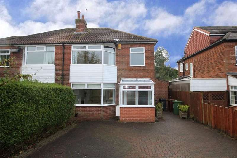 3 Bedrooms Semi Detached House for sale in Smithy Lane, Cookridge, LS16