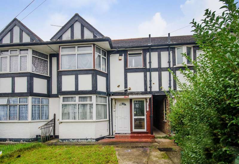 2 Bedrooms Maisonette Flat for sale in Highcroft Avenue, Alperton, HA0