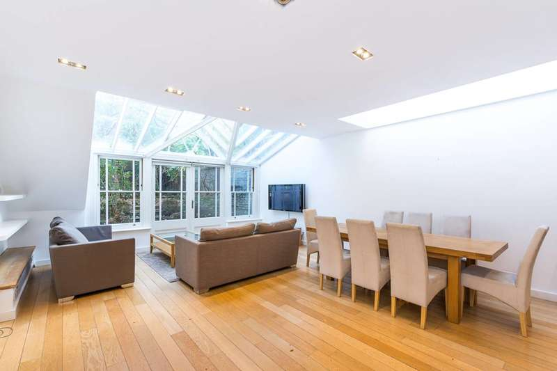 5 Bedrooms House for rent in Earls Court Gardens, Earls Court, SW5