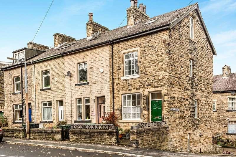 3 Bedrooms Property for sale in Hainworth Wood Road, Keighley, BD21