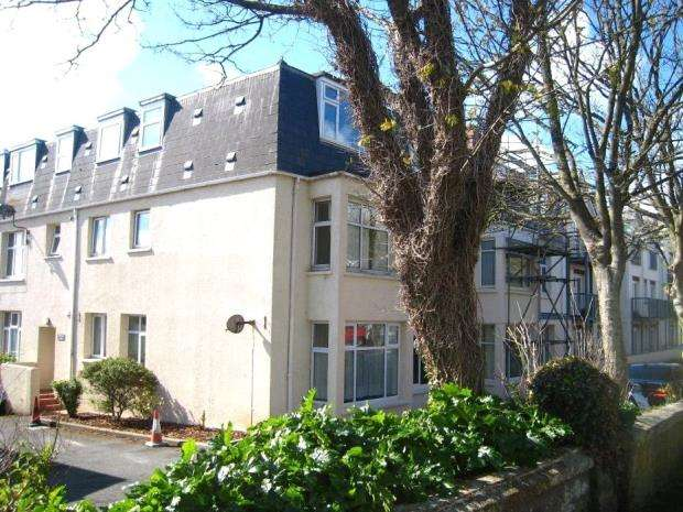1 Bedroom Flat for sale in Trelawney Apartments, Eliot Gardens, Newquay, Cornwall