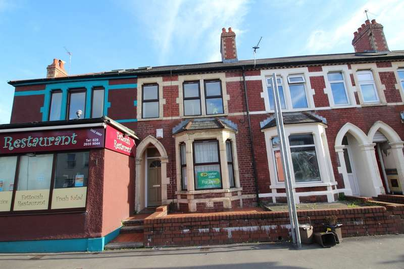 2 Bedrooms Terraced House for sale in North Road, Cardiff