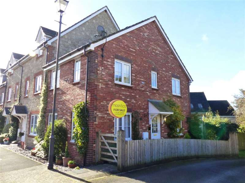 3 Bedrooms End Of Terrace House for sale in Woolpitch Wood, Chepstow