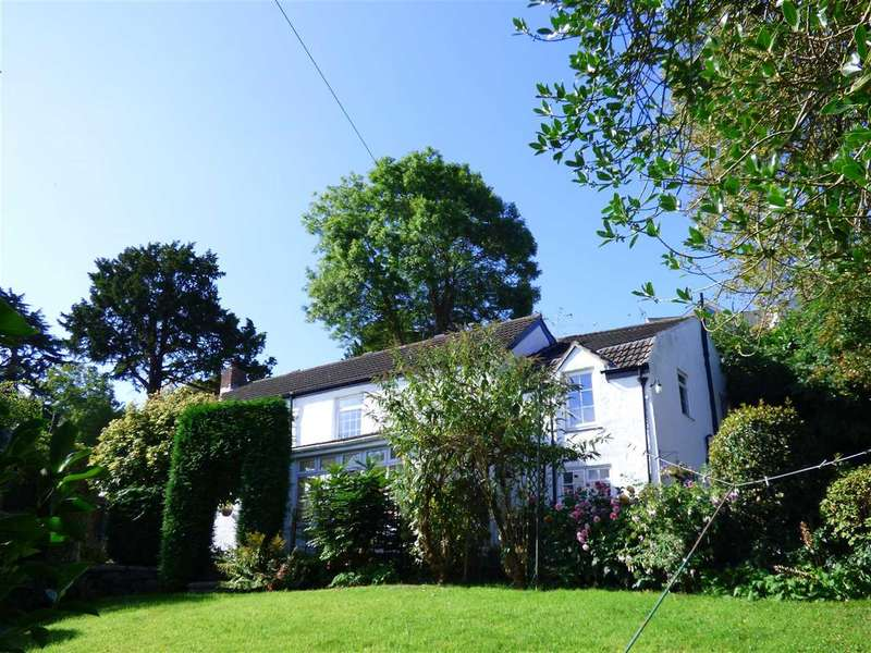 4 Bedrooms Cottage House for sale in Cobweb Cottage, Belle Vue, Steep Street, Chepstow
