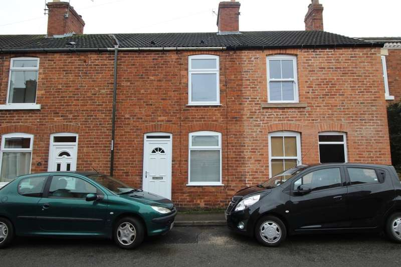 2 Bedrooms Terraced House for sale in Wall Street, Ripley, DE5