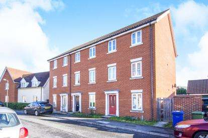 4 Bedrooms Terraced House for sale in Chafford Hundred, Grays, Essex