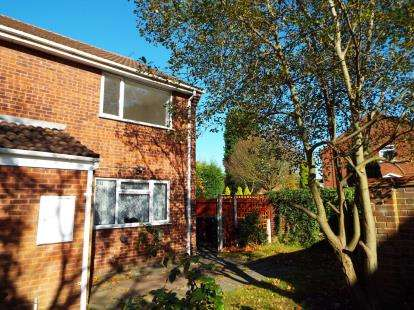 1 Bedroom Maisonette Flat for sale in Herondale, Hednesford, Staffordshire