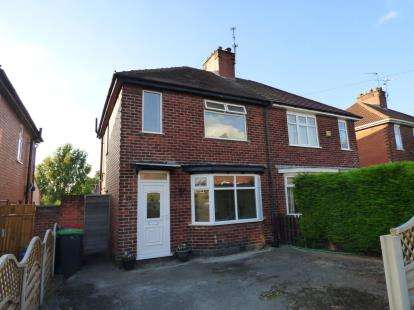 2 Bedrooms Semi Detached House for sale in Laxton Avenue, Sutton-In-Ashfield, Nottinghamshire