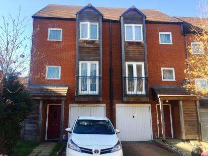 4 Bedrooms End Of Terrace House for sale in Maigno Way, Wolverton Mill, Milton Keynes