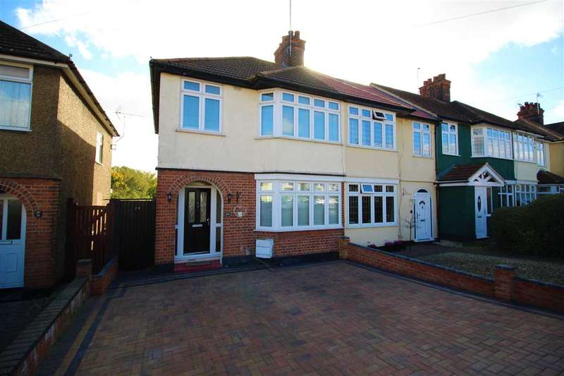 3 Bedrooms End Of Terrace House for sale in Maycroft Avenue, Grays